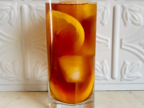 Refined Sugar Free Sweet Tea A Sweet Alternative